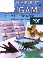 Jose Maria Chaquet Ulldemolins - Famous Aircraft in Origami.pdf