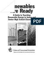 Renewables Ready Curriculum