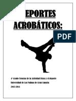 Deportes Acrobaticos