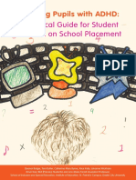 Including Pupils with ADHD - A Practical Guide for Student Teachers on School Placement