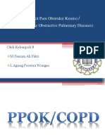 PPT tentang PPOK / COPD