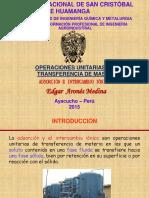 09 TM. OU III. Adsorcion e Intercambio Iónico
