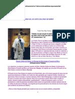 El Rosario de Los Siete Dolores de La Virgen María Kibeho Ruanda