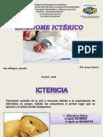 Sindrome Icterico y Estreñimiento Funcional