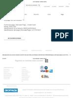 Order Confirmation - Decathlon Colombia