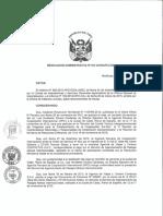 Resolucion Administrativa Reconociemiento de Deuda