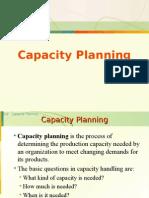 Capacity Planning 2003