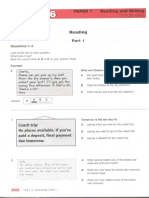 Test 6 Reading&Writing Pearson