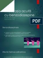 Intoxicația Acută Cu Benzodiazepine