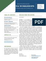 MENA Newsletter. Issue 1