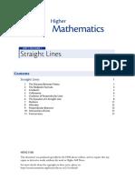 Straight lines.pdf