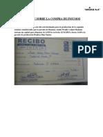 Informe Diario de Compra Seegunda Semanaaaaaaaaa