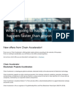New Offers From Chain Accelerator! - En