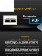 Seguridad Informu00e1tica Introduccion