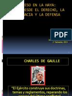 Conferencia Conflicto Chile Perú
