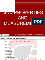 Mud Properties and Measurements Revised 02
