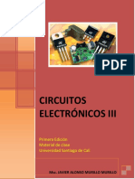 Electrónica III Clase 1