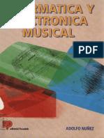 Adolfo Nuñez- Informática y Electrónica Musical