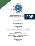 Relación jurídica entre Derecho Civil y Derecho Marítimo