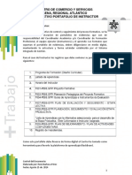 Instructivo Portafolio de Evidencias Instructor - Lms - Nuevo Sep2014