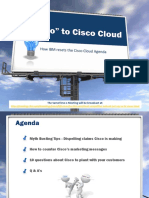 Say No to Cisco's Cloud Powerpoint [Cloud Competitive Webcasts]_136892