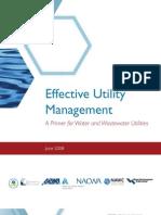 Tools Si Watereum Primer for Effective Utilities