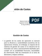 2017 Gestión de Costos