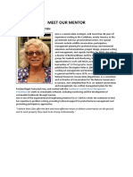 Dr. Ann Hayes Sutton CSO Mentor Profile