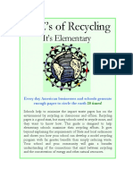 ABC of recycling