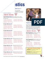 Decatur-DeKalb Family YMCA Gymnastics & Dance