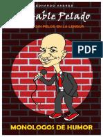 El Cable Pelado - Humor Sin Pelos en La Lengua eBook