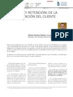 Custodia de Docus - Articulo Nielson - Deber Devolver Docus Al Cliente