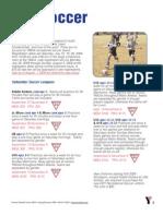Decatur-DeKalb Family YMCA Soccer