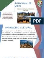 Delitos Contra El Patrimonio