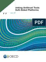 OCDE Rethinking Antitrust Tools for Multi Sided Platforms 2018