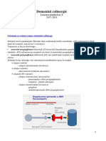 Lucrarea Practică Nr. 06 - Domeniul Colinergic-1