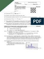 Test Rapoarte Si Proportii