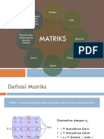 Ppt Matriks Fix