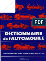 Dictionnaire de l%27automobile