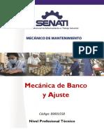 89001558 Mecanica de Banco y Ajuste