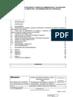 SHSA003V02.3 Proecdimiento IPERC