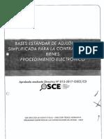 BASES LICITACION OSCE