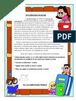 Planificación Actividad Infantil