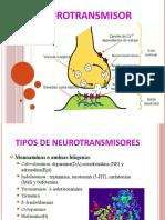 Expo de Fisiologia Neurotransmisores