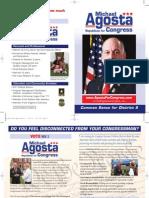 Michael Agosta Brochure