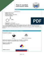 Acido benzoico 2.0
