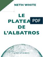 Le Plateau de l'Albatros [FR]