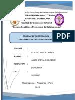 Trabajo de Investigación - Bioquimica de Las Caries Dental