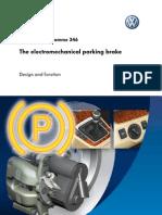 Passat Eletric Parking Brake