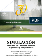 Fundamentos de Simulación (1)